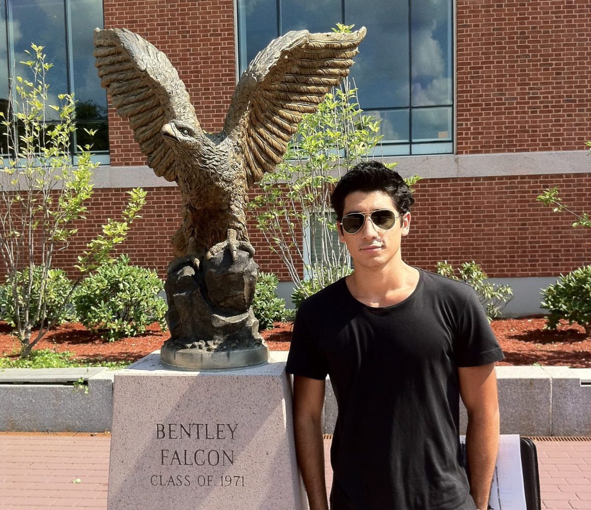 Alican Bentley University Falcon - Amerika'ya Taşınmak