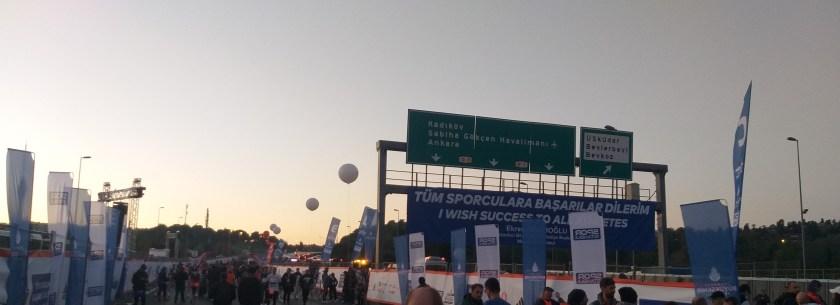 Vodafone İstanbul Maratonu Hazırlık