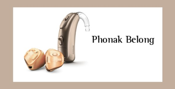 Phonak Belong komt in de database