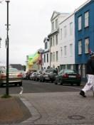 3 Reykjavik Häuser Marker