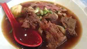 Champion Beef Shank with Noodle in Spicy Soup