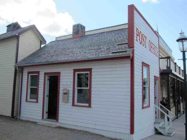 post office heritage park calgary