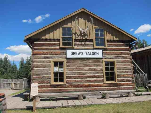 saloon heritage park calgary