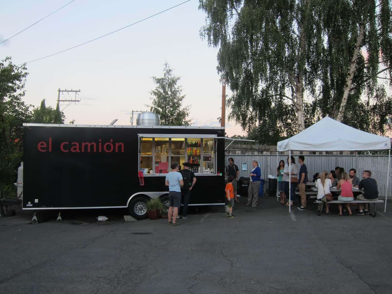 El Camion Ballard Food Truck