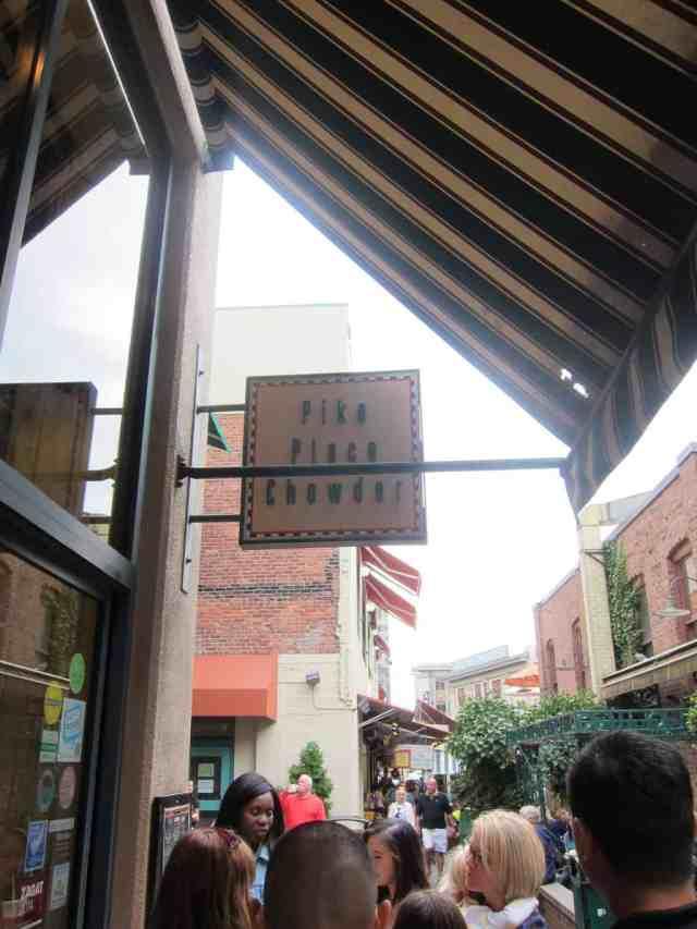 Best Lunch Restaurant Pike Place Market