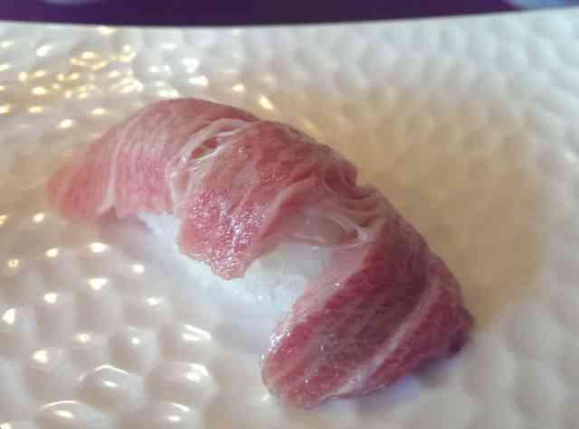 fatty tuna
