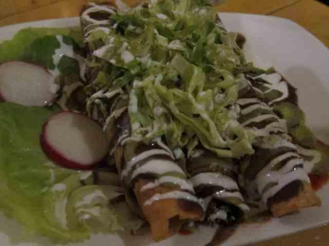tacos fritos