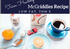 Trim Healthy McGriddles Recipe