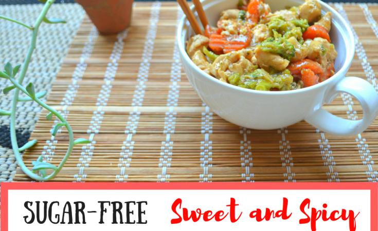 Sugar Free Stir Fry Recipe