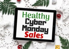 healthy cyber monday deals