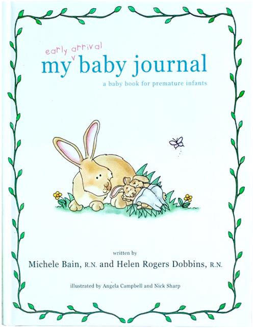 preemie-baby-journal