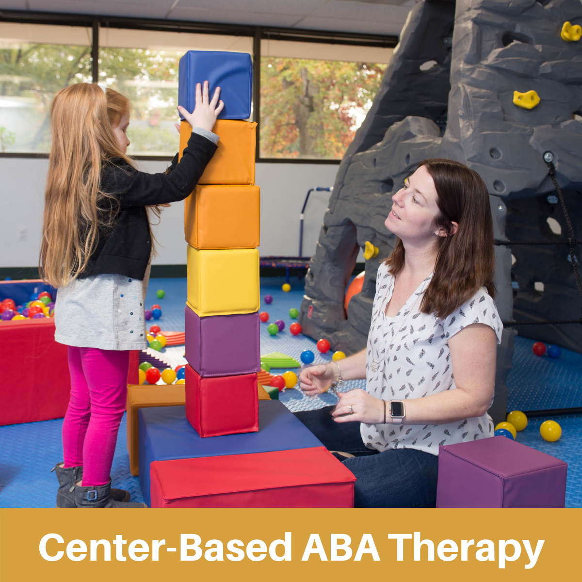Center-Based ABA Therapy