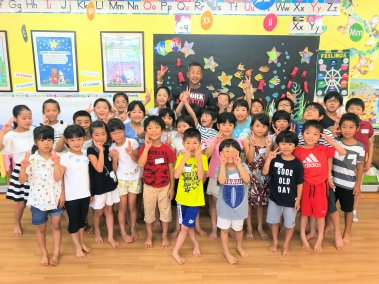 Summer School Day 3 Okayama Earlybirds International School