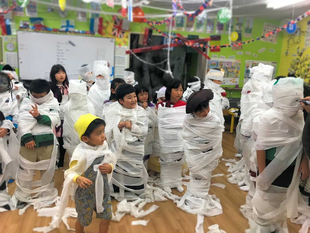 Halloween Party 2018 B Course (40)