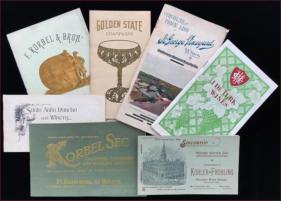 Promotional brochures