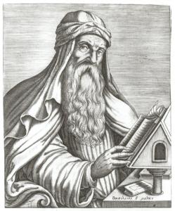 Basil of Caesarea, of the Cappadocian Fathers