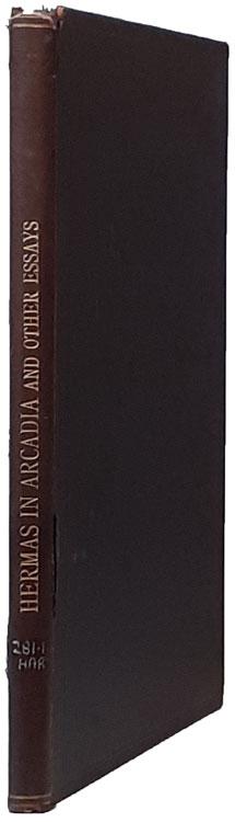 James Rendel Harris 1852-1941], Hermas in Arcadia and Other Essays