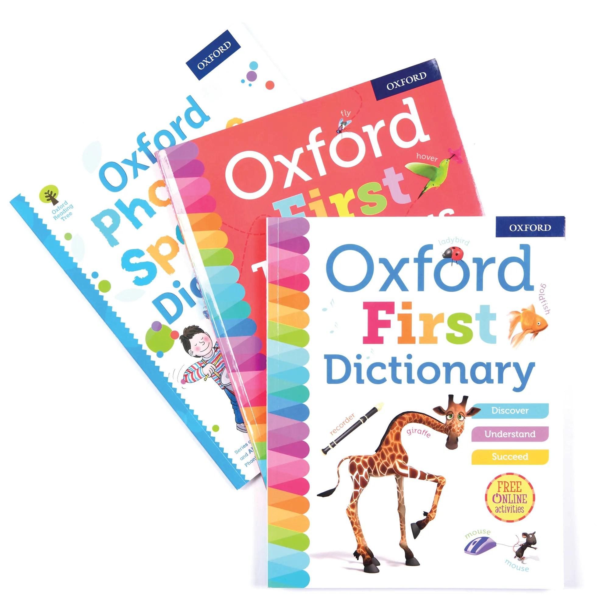 Dictionary Thesaurus Amp Spelling Set