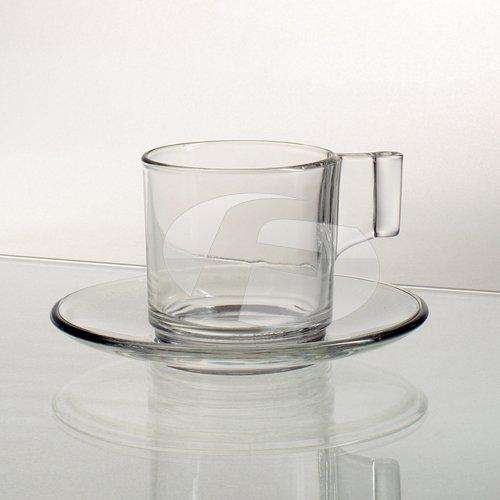Eisch Superior SensisPlus Espresso, Set of 2