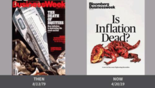Bloomberg Businessweek Covers