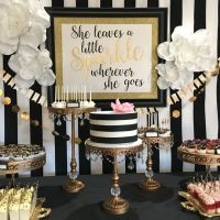 Everything You Need for a Kate Spade Inspired Bridal Shower
