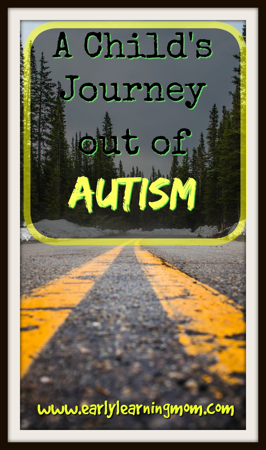 Cure Autism : A Child's Journey out of Autism(Updated 2017