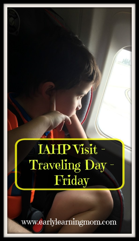 IAHP Visit - Traveling Day - Friday