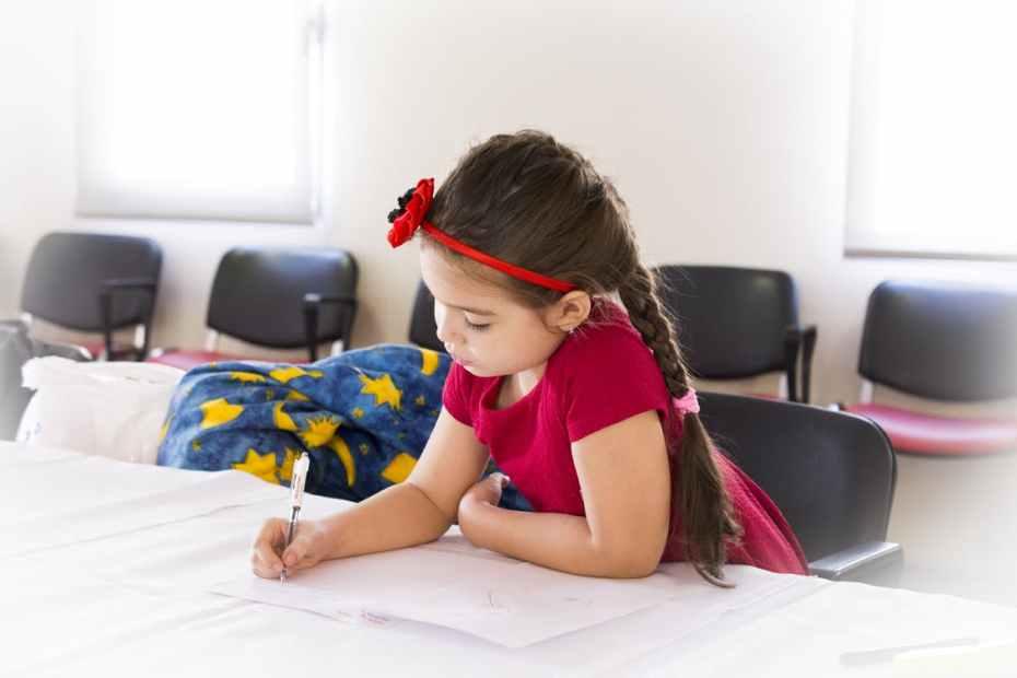 How Parents, Educators Can Help Children Learn Focus + Self-Control