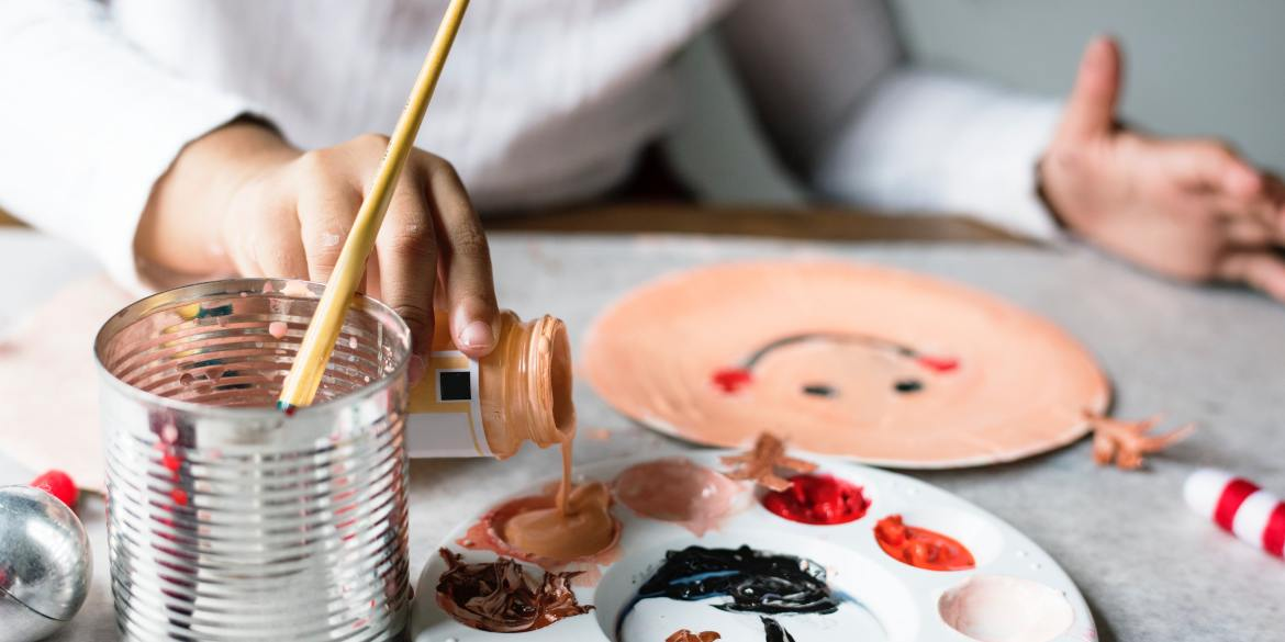 what's the connection between the arts and early childhood learning?