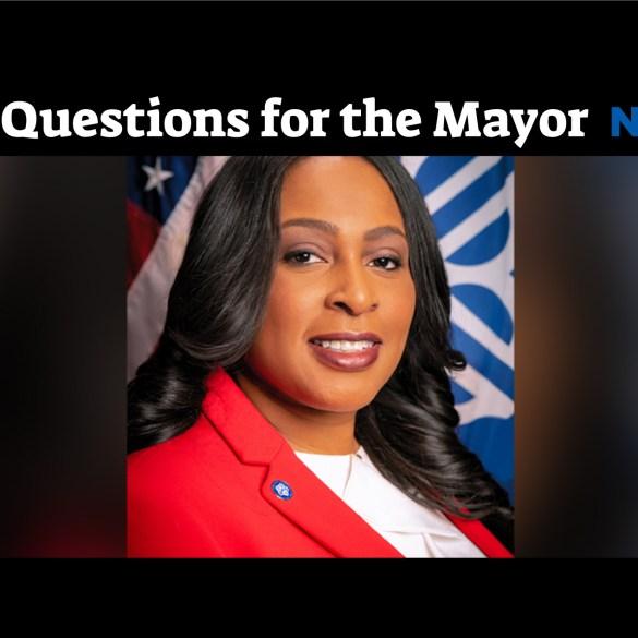 Rochester's Mayor Lovely Warren
