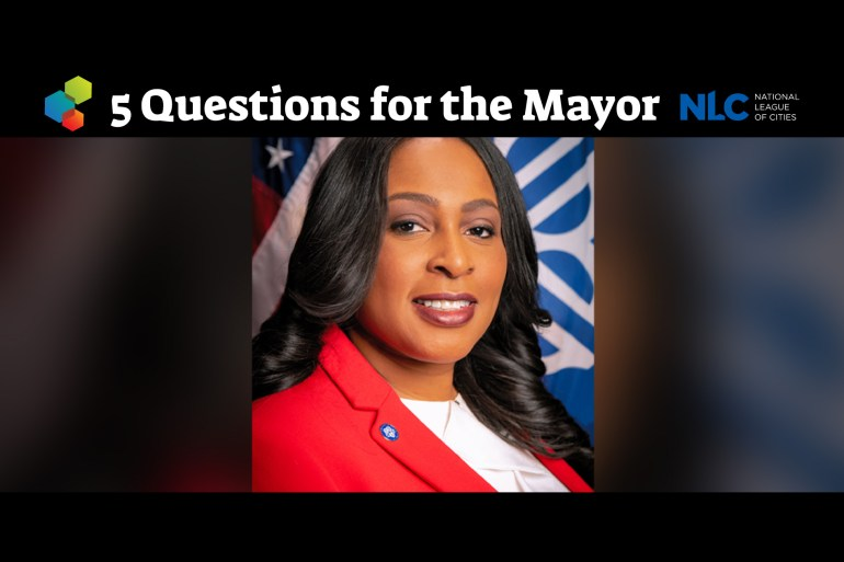 Rochester's Mayor Lovely Warren