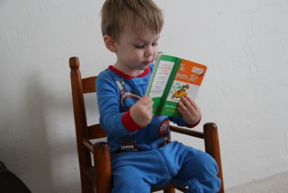 Reading to Your Child in a Foreign Language