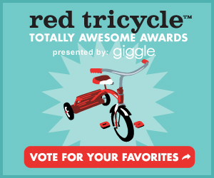 "Early Lingo wins Red Tricycle ""Totally Awesome"" Award"