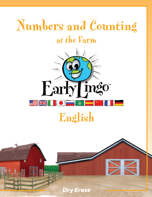 Early Lingo Workbook Numbers and Counting ENGLISH