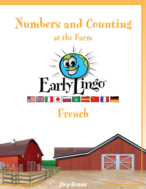 french workbook numbers & counting