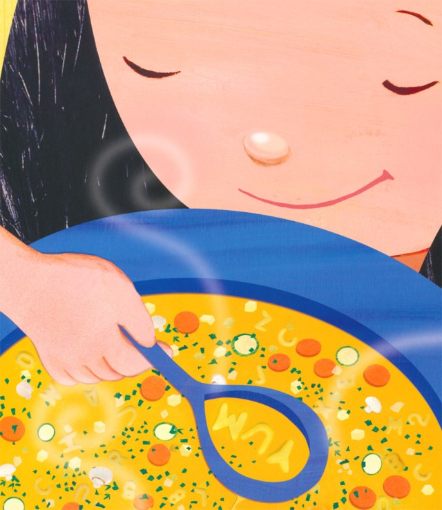 Soup Day, Melissa Iwai, best books toddlers