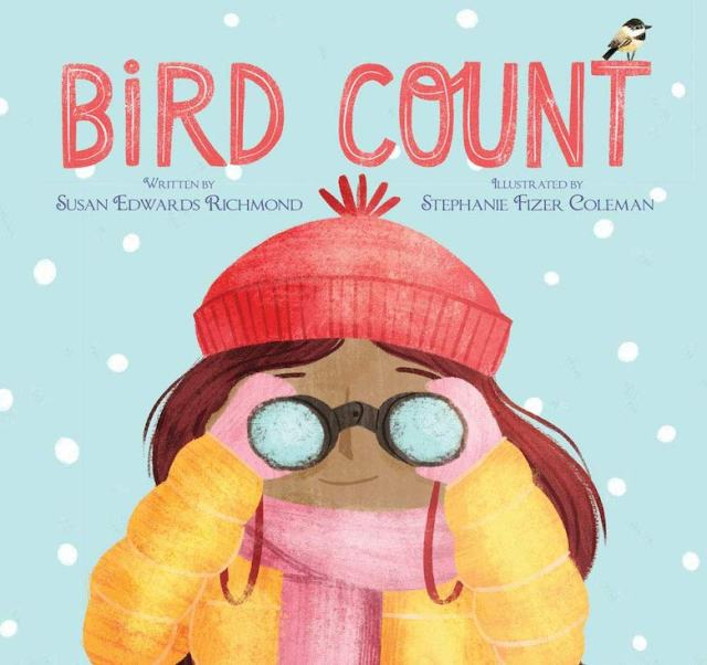 data collection activities, Bird Count by Susan Edwards Richmond