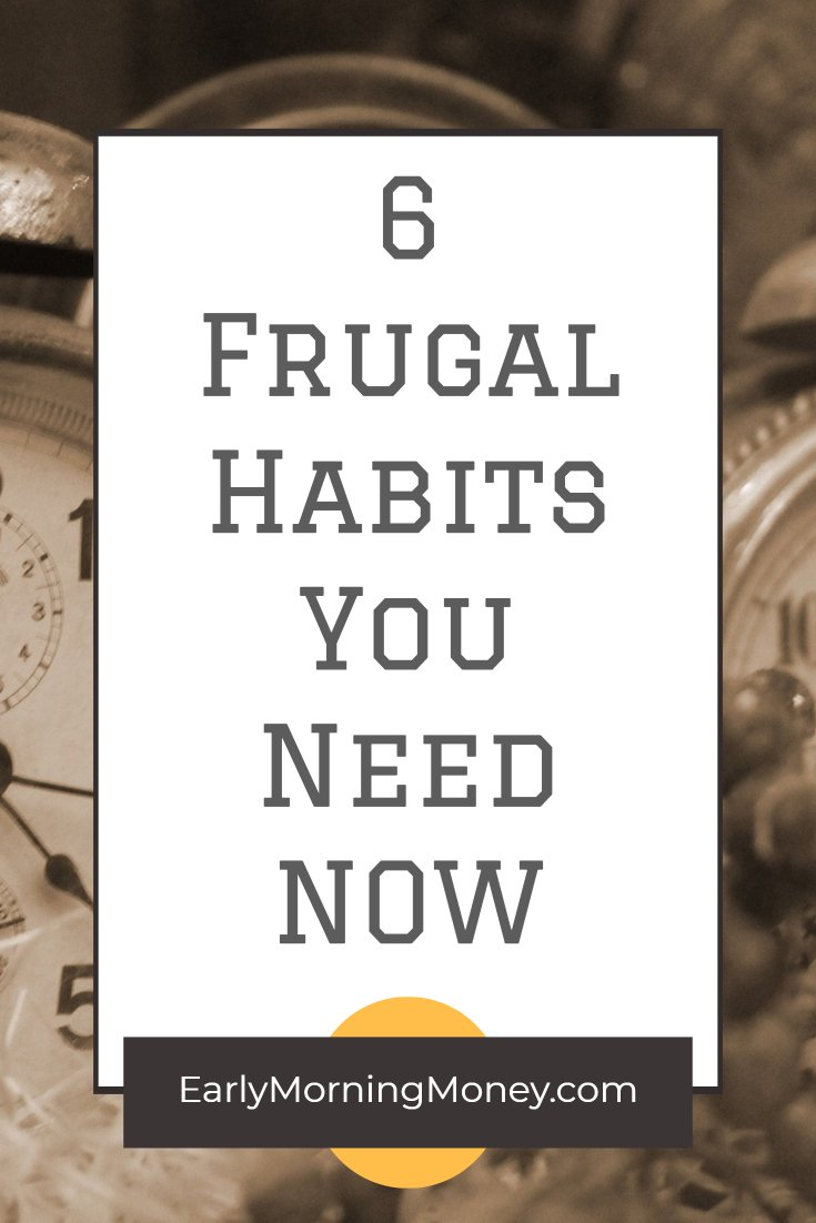 What if there were specific habits you could incorporate into your lifestyle that would almost guarantee you succeed at living a frugal life to the fullest? Creating a habit is like building muscle - the more you do it, the stronger you get.