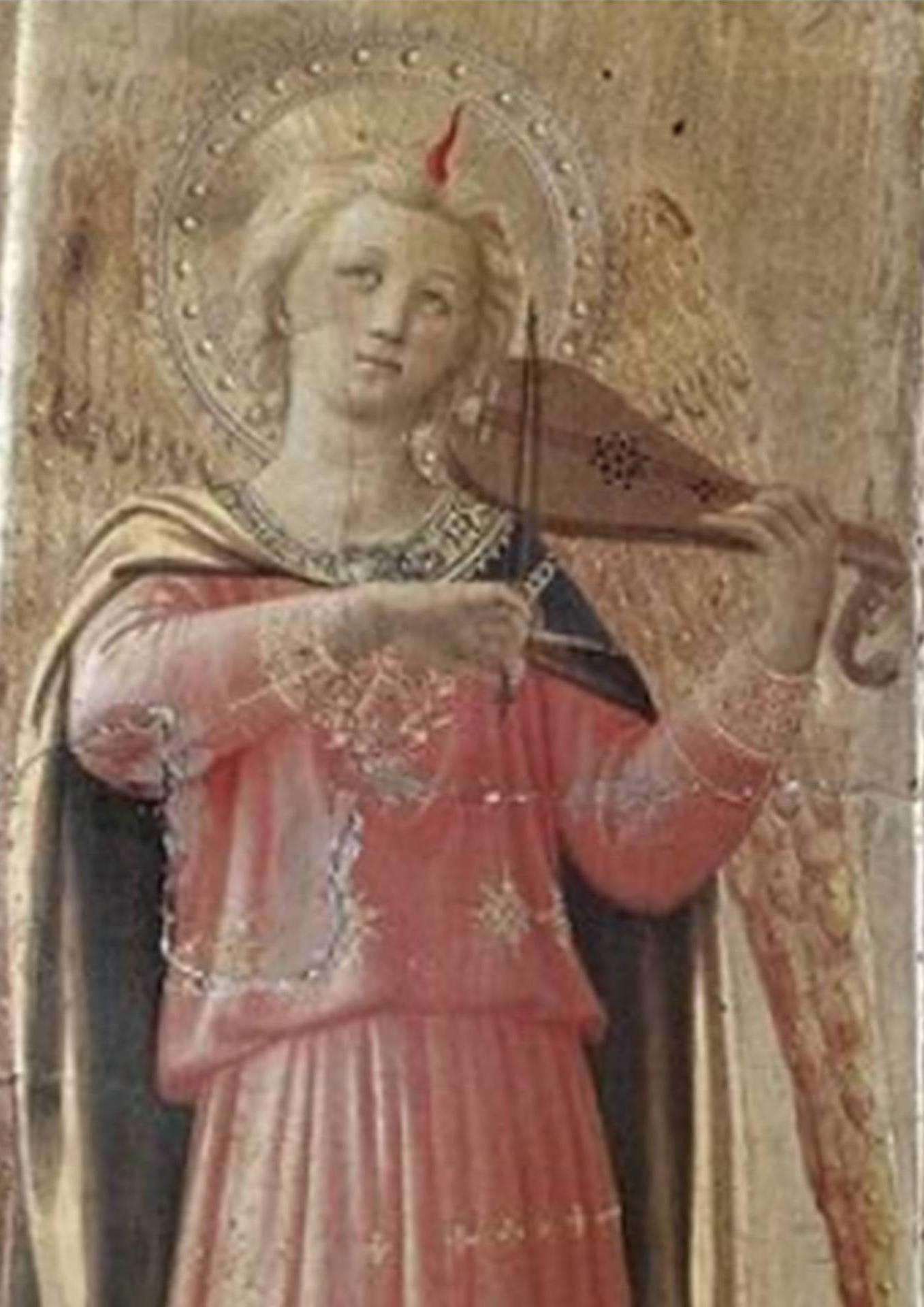 Medieval Rebec