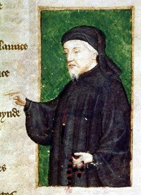 Chaucer.ThomasHoccleve'RegimentOfPrinces.c1415-20