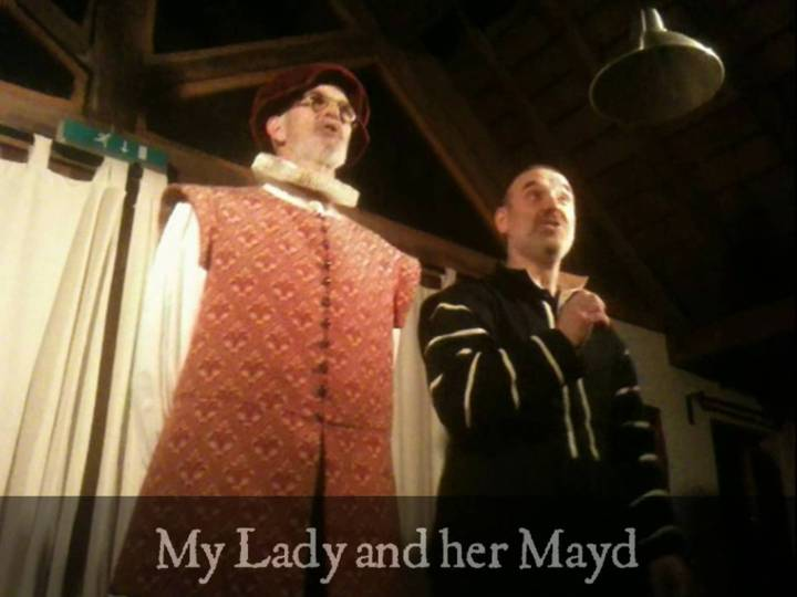 William Ellis' My Lady and her Mayd from Catch that Catch can, 1652, sung by The Night Watch.