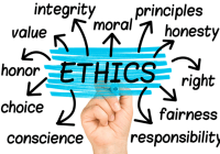 What do you mean by Ethics? How do you define it?