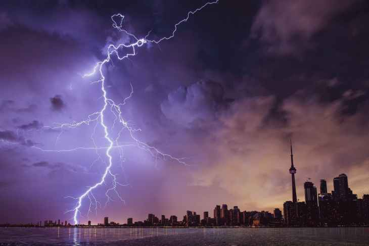 what is lightning ?