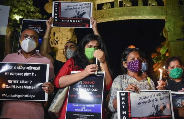 Hathras gang rape victim's family welcomes court-monitored probe- The New Indian Express