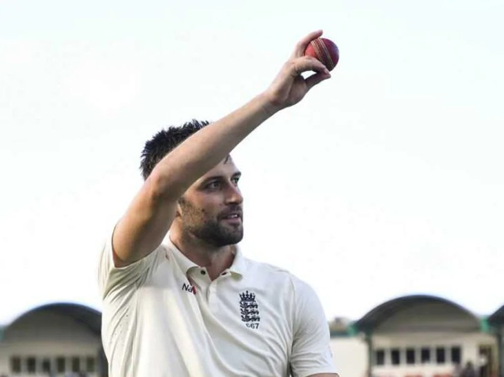 England Pacer Mark Wood Still Has Test Ambition