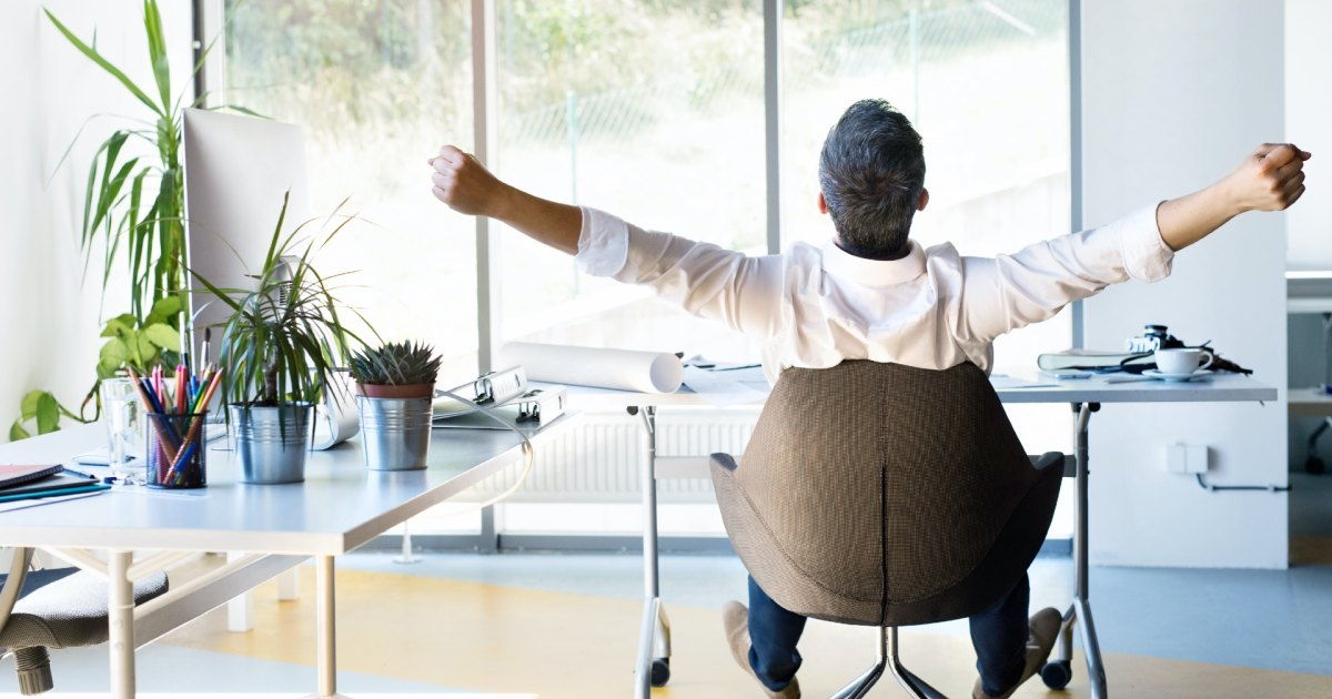 Best Chair Exercises to Relieve Pain From Sitting