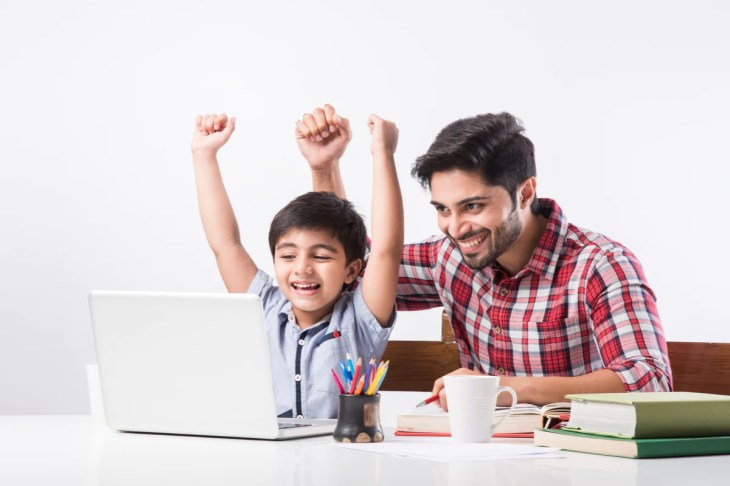 How To Keep Children Motivated For Online Learning