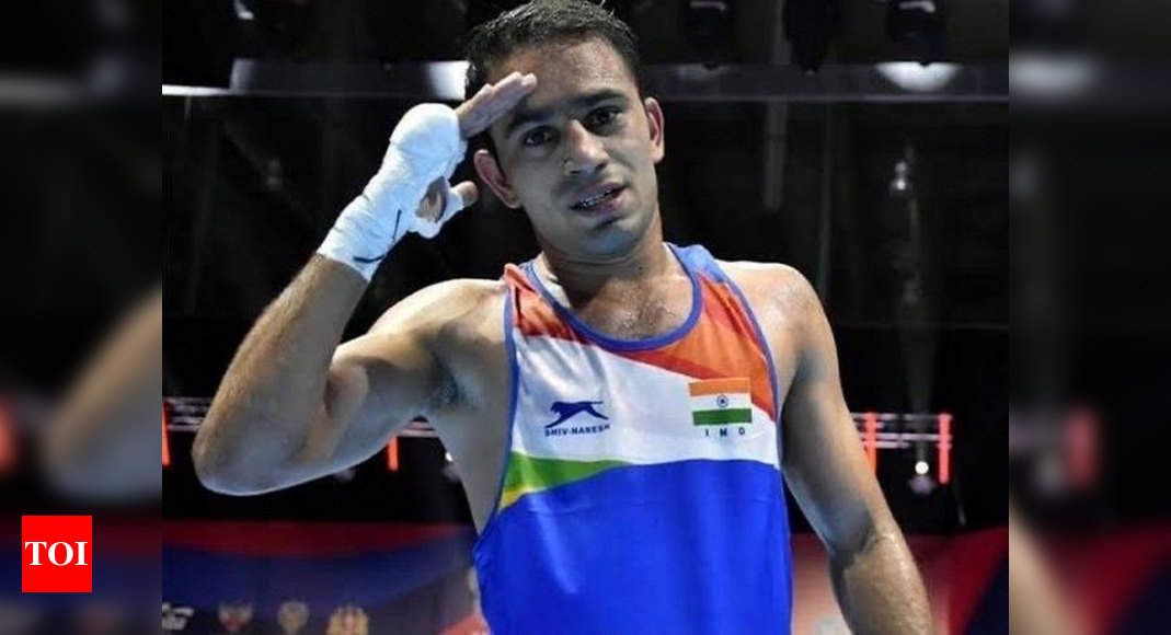 Time for final exam now: Santiago Nieva talks about Indian boxers and his own Olympic debut   Tokyo Olympics News