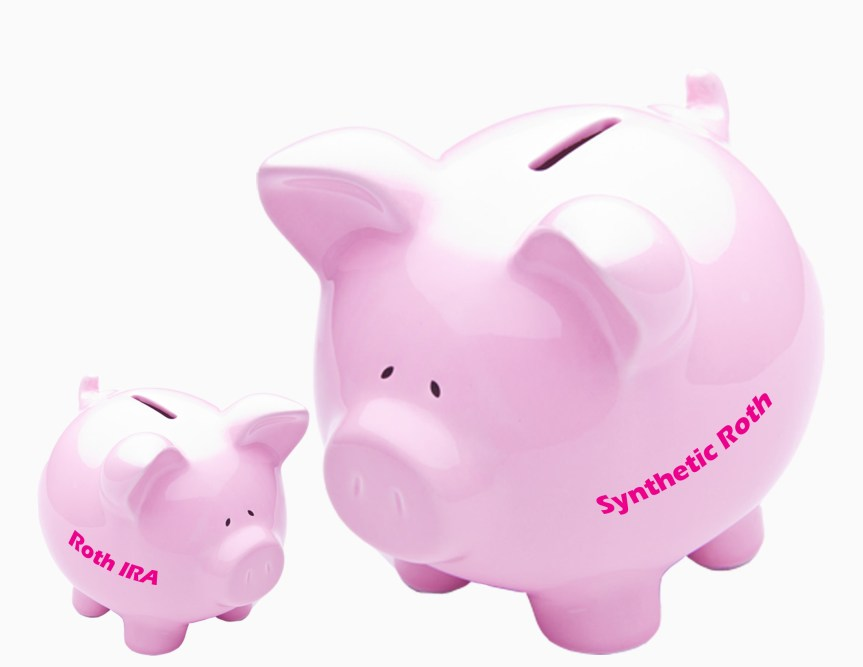 How to create a no-limit Synthetic Roth IRA in a taxable account