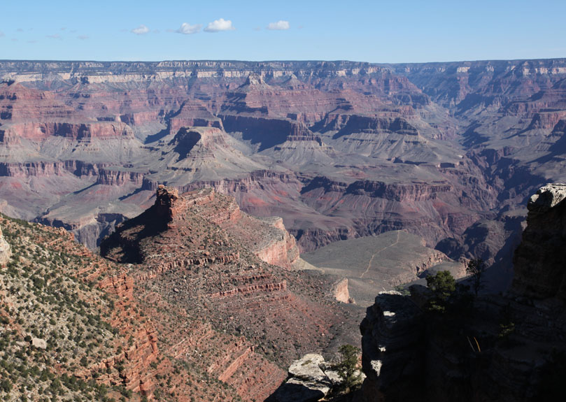 Grand Canyon Rim to Rim Hike